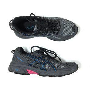 Asics Gel Venture 6 Trail Running Shoes Women Sz 9
